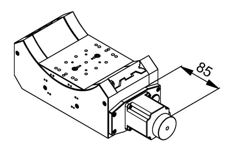 WT-120 Stepper Drawing