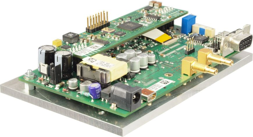 An OEM version with digital control is available under the product number E-609
