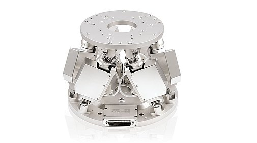 Compact hexapod, up to 35 kg load